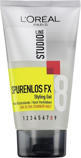 L'Oréal Paris Studio Line Spurenlos FX Styling-Gel ultra starker Halt