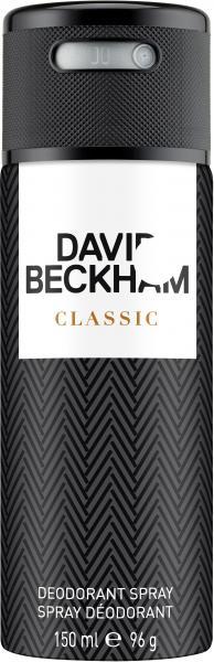 David Beckham Classic Deodorant Spray