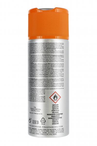 David Beckham Instinct Sport Deodorant Spray