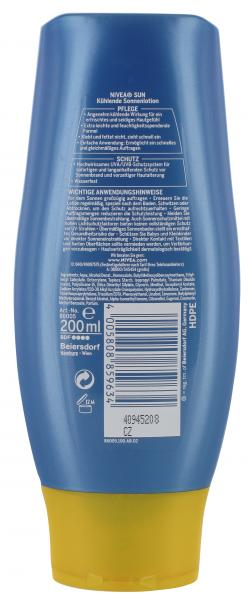 Nivea Sun Protect & Refresh Sonnenlotion LSF 20