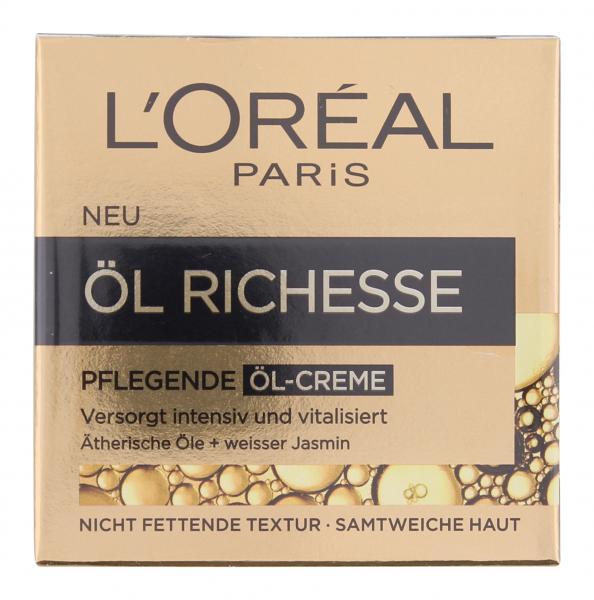 L'Oréal Paris Öl Richesse pflegende Öl-Creme