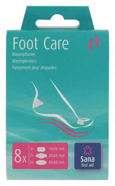 Sana first aid Foot Care Blasenpflaster