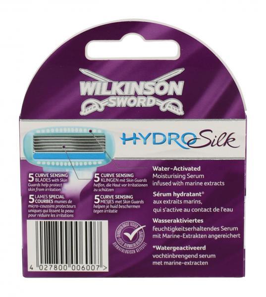 Wilkinson Sword Hydro Silk Klingen
