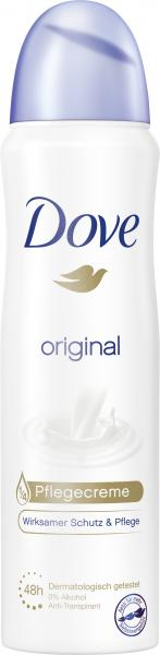 Dove Original Anti-Transpirant Pflegecreme