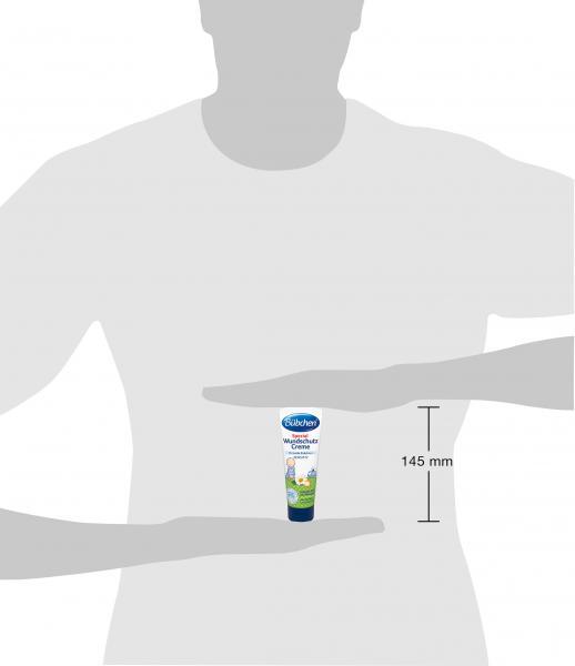 Bübchen Babypflege Wundschutz Creme spezial