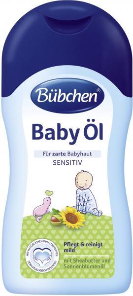 Bübchen Babypflege Baby Öl  für geschmeidige Haut