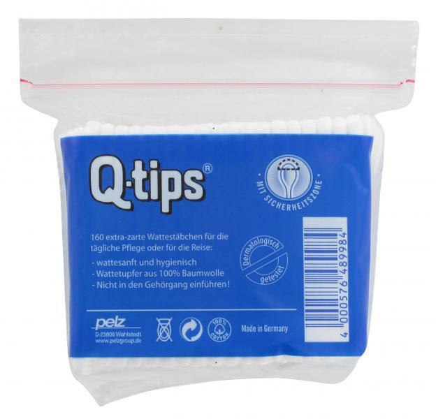 Pelz Q-tips Pflegestäbchen