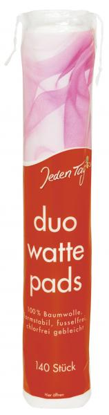 Jeden Tag Duo Wattepads