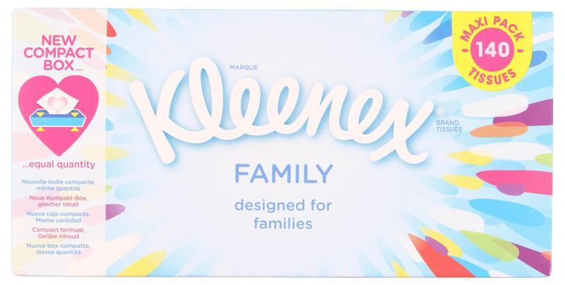 Kleenex Family Kosmetiktücher