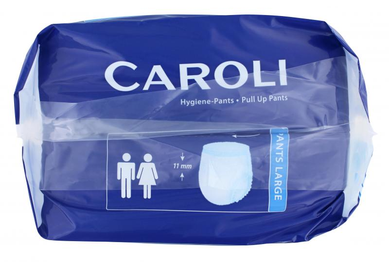 Caroli Protect + Care Hygiene-Pants large