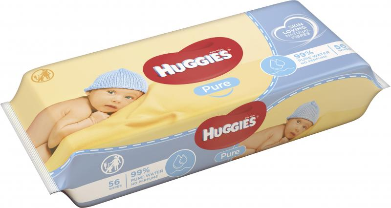 Huggies Pure Baby-Pflegetücher