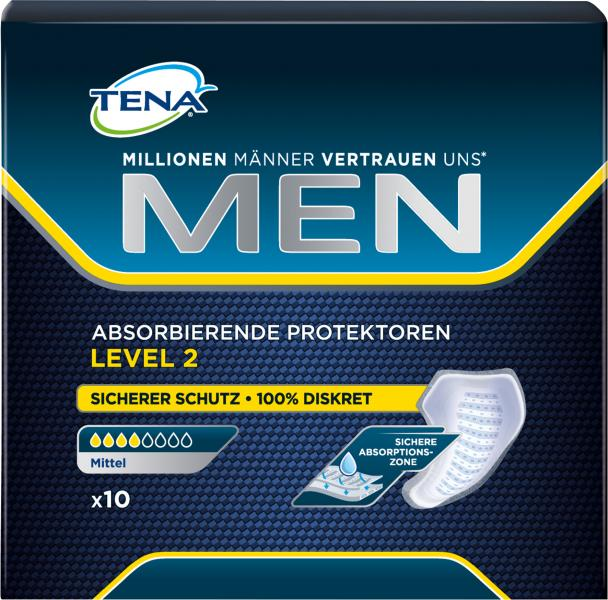 Tena Men Discreet Protection Level 2 mittel