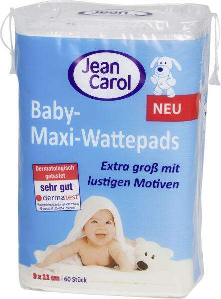 Jean Carol Baby-Maxi-Wattepads