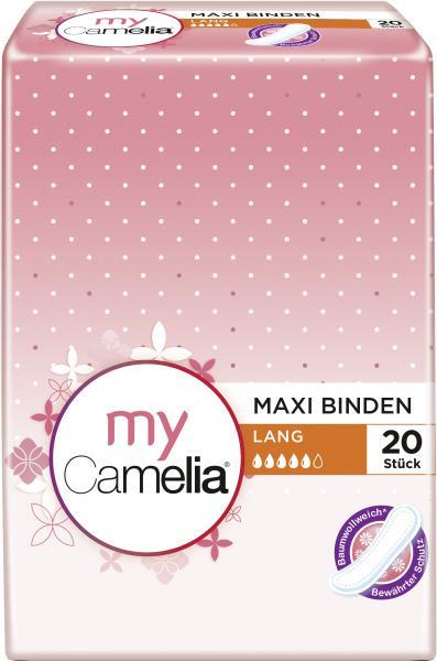 My Camelia Maxi Binden lang