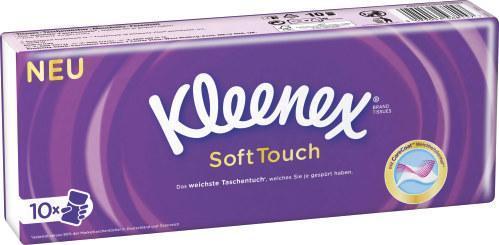 Kleenex Soft Touch Taschentücher