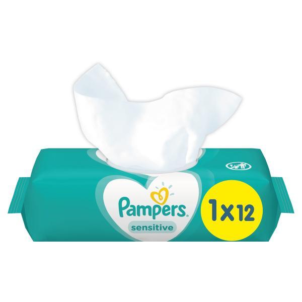 Pampers Sensitive Feuchttücher