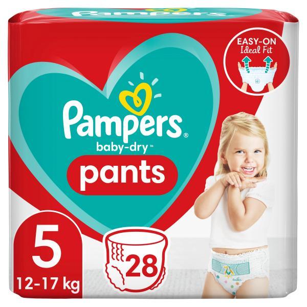 Pampers Baby Dry Pants Gr.5Junior 12-17 kg Einzelpack