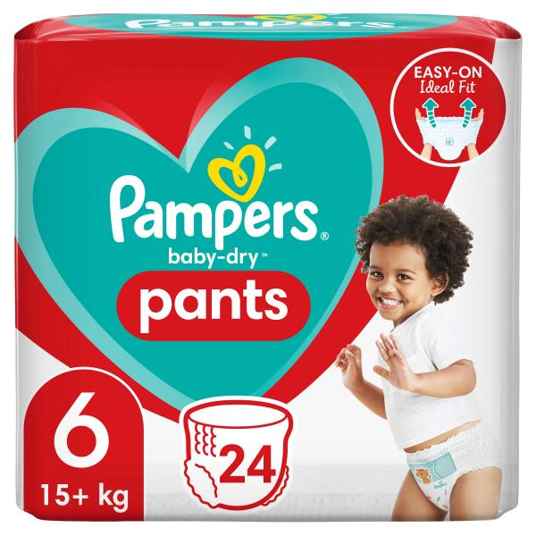 Pampers Baby Dry Pants Gr.6 Extra Large 15+kg Einzelpack