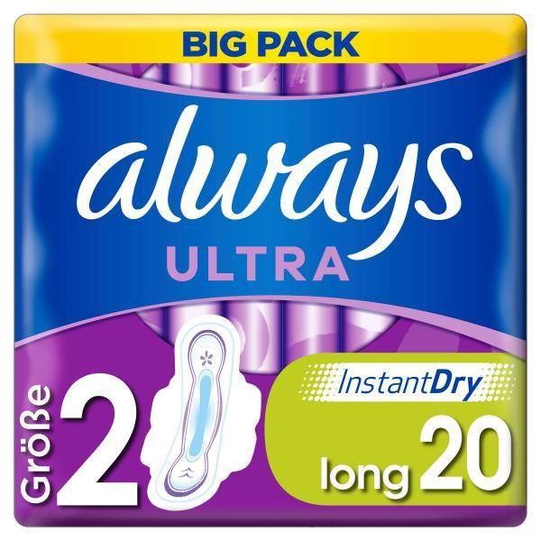 Always Binden Ultra Long PlusVorteilspack