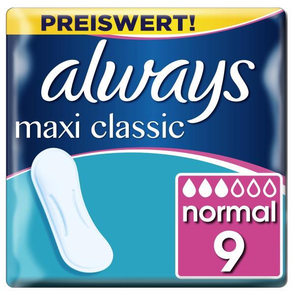 Always Binden Maxi Classic