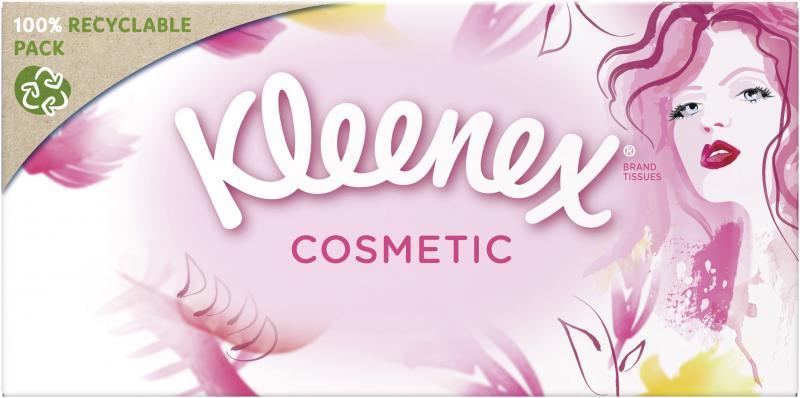 Kleenex Kosmetiktücher Cosmetic