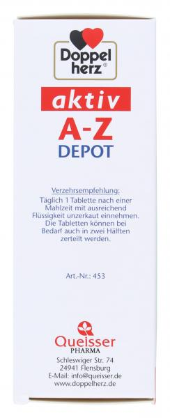 Doppelherz aktiv A-Z Langzeit-Vitamine Depot