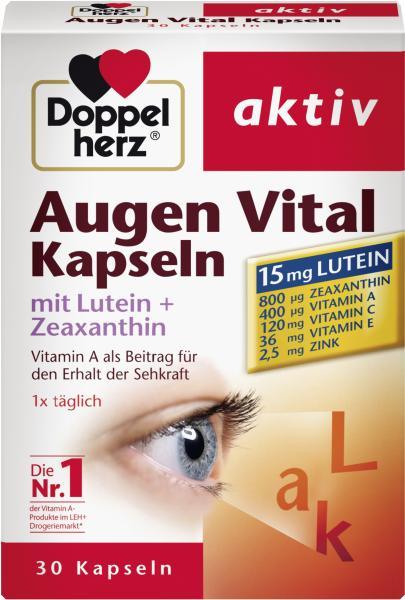 Doppelherz aktiv Augen Vital Kapseln