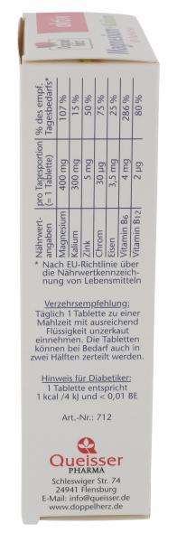 Doppelherz aktiv Magnesium + Kalium 400 Tabletten