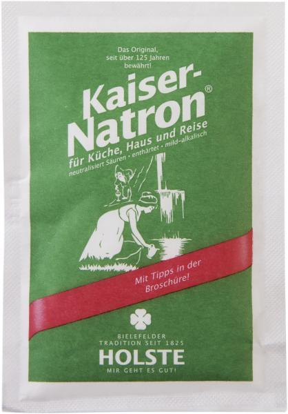 Holste Kaiser Natron