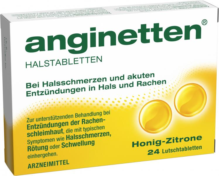 Klosterfrau Anginetten Halstabletten