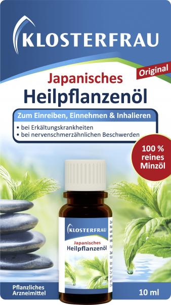 Klosterfrau Japanisches Heilpflanzenöl