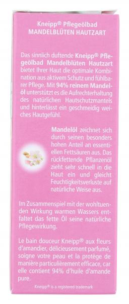 Kneipp Mandelblüten Hautzart Pflegeölbad