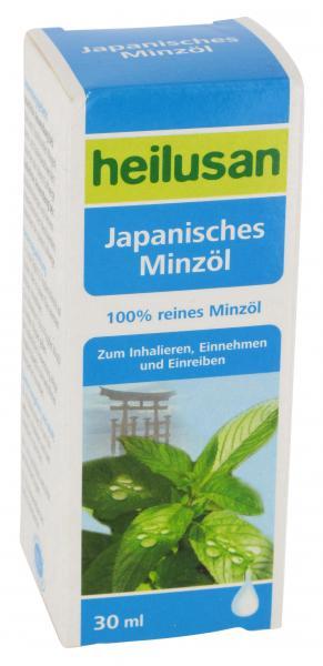 Heilusan Japanisches Minzöl