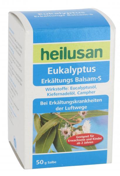 Heilusan Eukalyptus Erkältungs Balsam-S