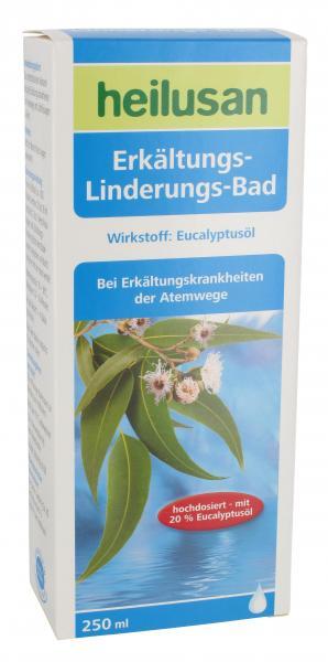 Heilusan Erkältungs-Linderungs-Bad Eucalyptusöl