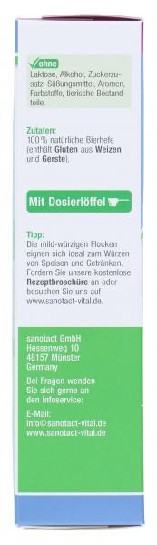 Sanotact Bierhefe Flocken