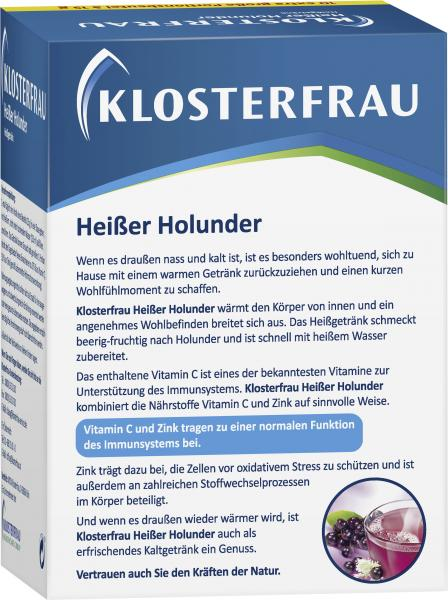 Klosterfrau Heißer Holunder