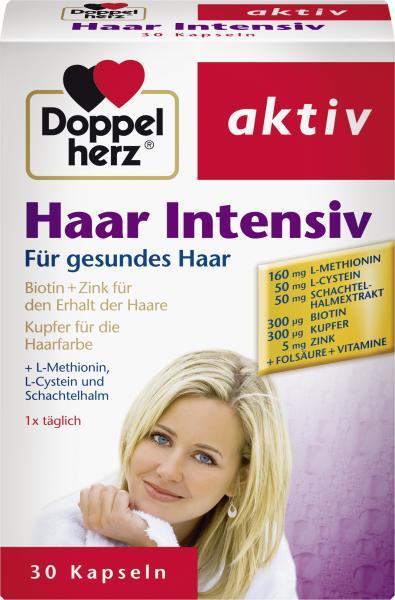 Doppelherz aktiv Haar Intensiv