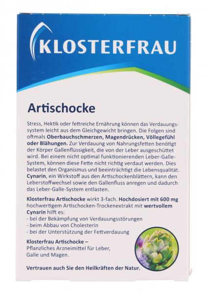 Klosterfrau Gastrobin Artischocke