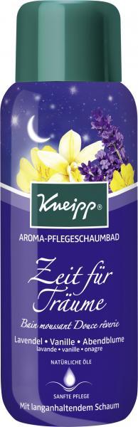 Kneipp Zeit für Träume Aroma-Pflegeschaumbad Lavendel Vanille Abendblume