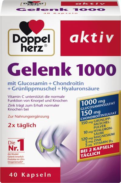 Doppelherz aktiv Gelenk 1000