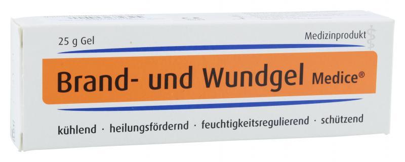 Medice Brand- und Wundgel
