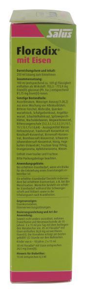Salus Kräuterblut® Floradix® mit Eisen
