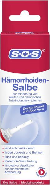SOS Hämorrhoiden Salbe