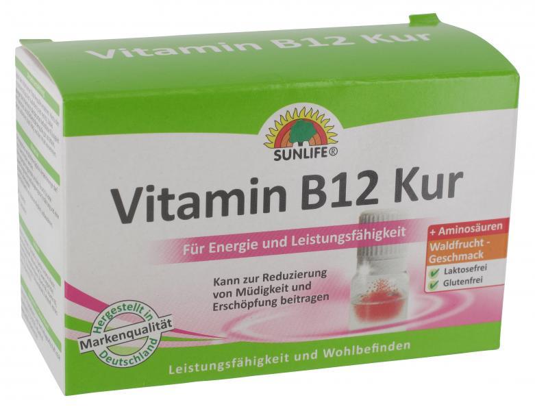 Sunlife Vitamin B12 Kur