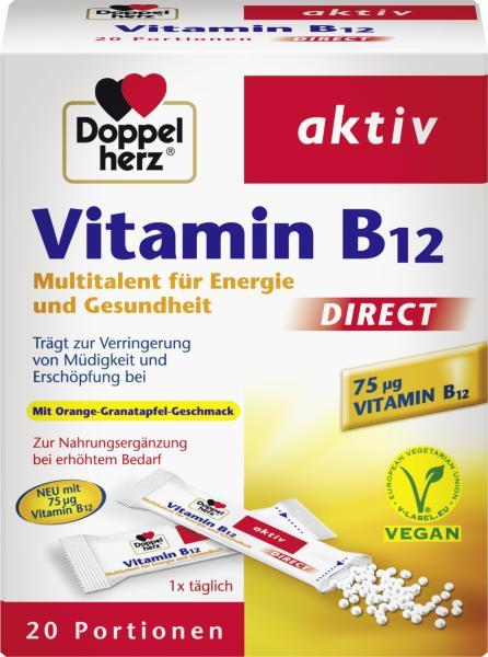 Doppelherz aktiv Vitamin B12 Direct