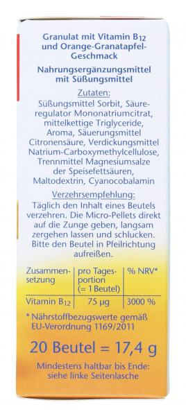 Doppelherz aktiv Vitamin B12 Direct