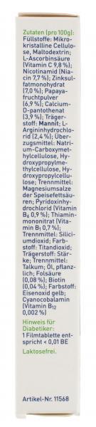 Tetesept Haarkraft Zink + Biotin +  Folsäure