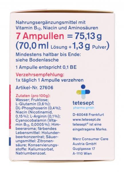 Tetesept B12 Vita Kick Trinkfläschchen