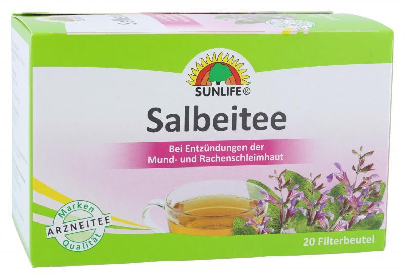 Sunlife Tee Salbei